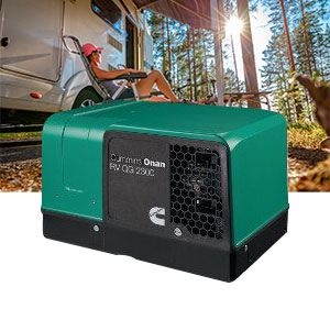 Cummins RV Generators